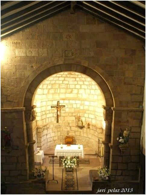 Altar de Santa Juliana