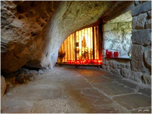 Cueva de la Virgen