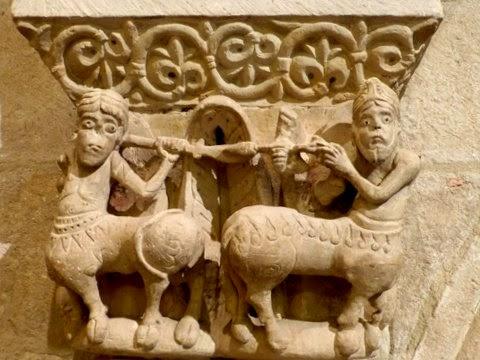 Lucha de centauros