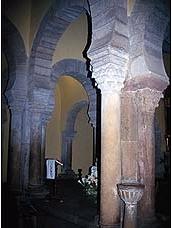 Santa María de Lebeña. Cillorigo (Cantabria)