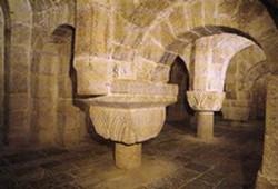 Monasterio de Leire (Cripta). Primera mitad del S. XI