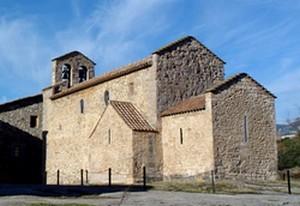 San Vicente de Obiols. Finales del siglo IX