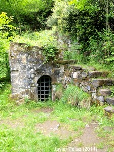 Cueva Santa de Liébana: Vista exterior.