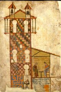Beato de Tábara, torre del scriptorium