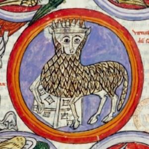 Beato de Navarra (Finales del S. XII), detalle