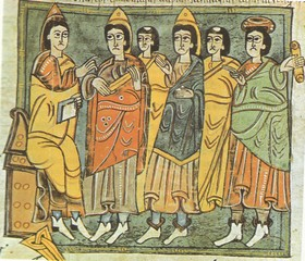 Códice Albeldense (976), detalle