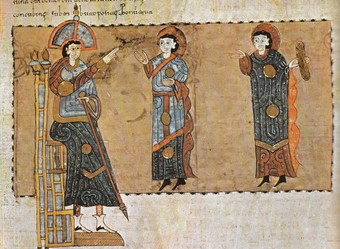 Códice Emilianense (992), detalle