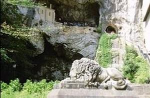 Covadonga. Cueva de la Virgen