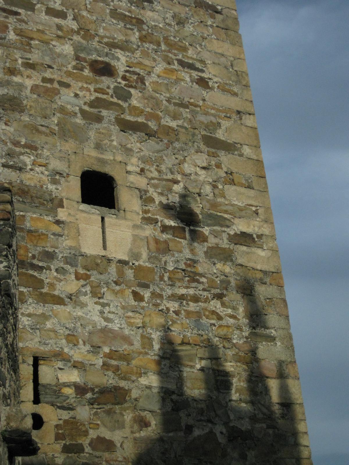 Sombras de otro tiempo. Castillo templario de Ponferrada