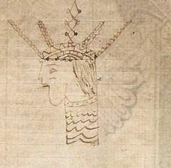 Folio 72: Virgen coronada