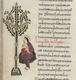 Folio 122v: Detalle