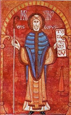 El Obispo Martín.