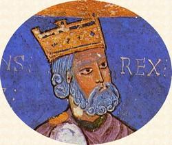 Alfonso VI, detalle
