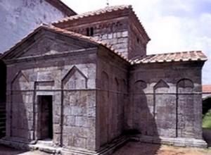 San Fructuoso de Montelios: Vista exterior