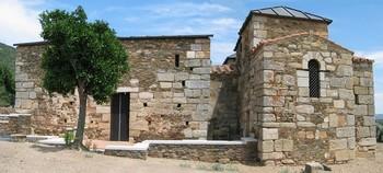 Santa Lucía del TrampalVista del costado sur. (Por gentileza de D. Angel y D. Fernando Hidalgo)