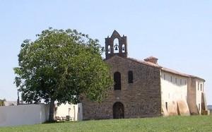 Vista de la iglesia desde el sudoeste