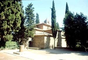 San Miguel de Tarrasa. Vista general