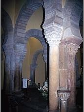 Santa María de Lebeña. Siglo X