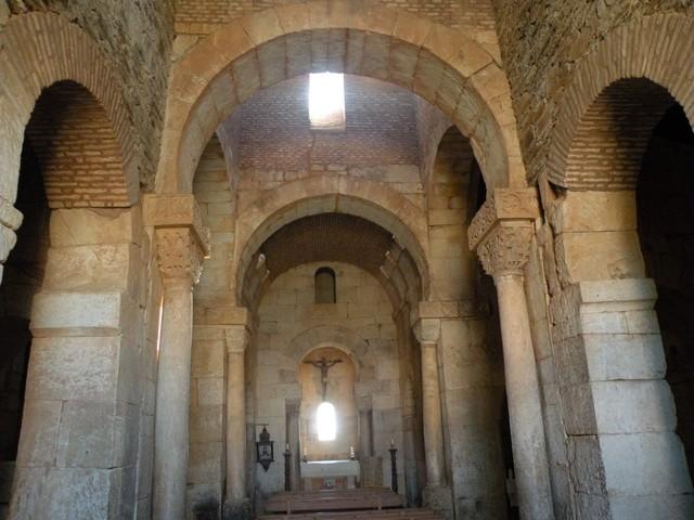 San Pedro de la Nave. Magnífico ejemplo de la arquitectura visigoda del S. VII