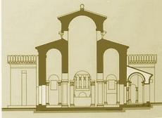 Sección transversal según Schlunk-Manzanares