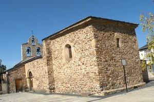 Santo Tomás de las Ollas: Vista general desde el sureste