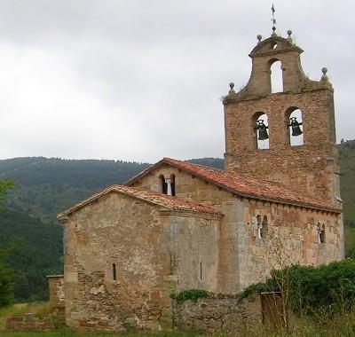 San Vicente del Valle: Cabecera y costado norte