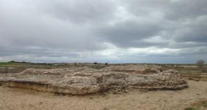 Carranque: Restos actuales del Nínfeo