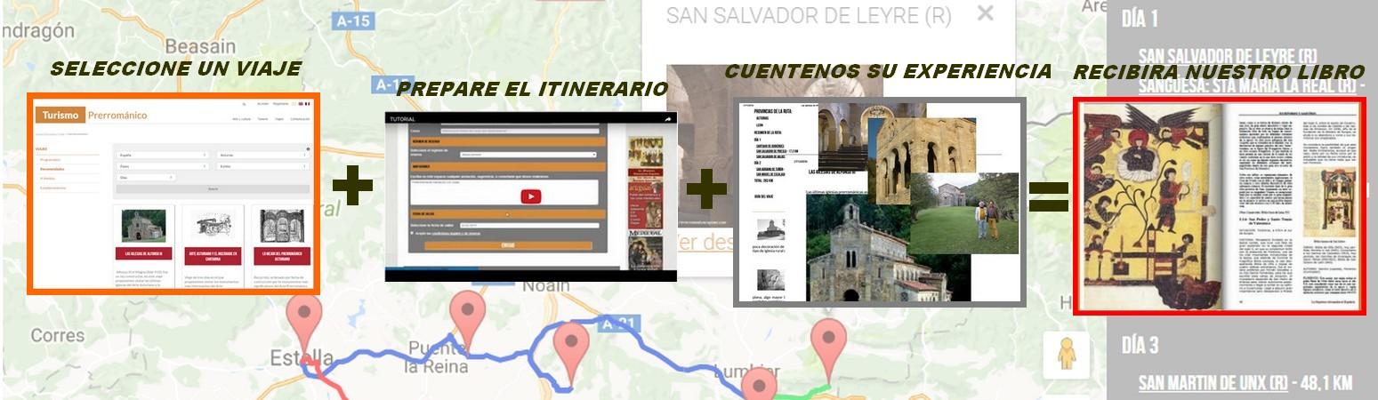 """UN LIBRO POR UN VIAJE: Regalamos """"La Miniatura Altomedieval Española"""" al primero que nos cuente su """"Viaje Prerrománico"""""""