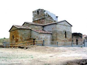 Santa María de Melque: Misma vista después de las últimas obras de restauración. Foto gentileza de J.A. Alonso Bernal.