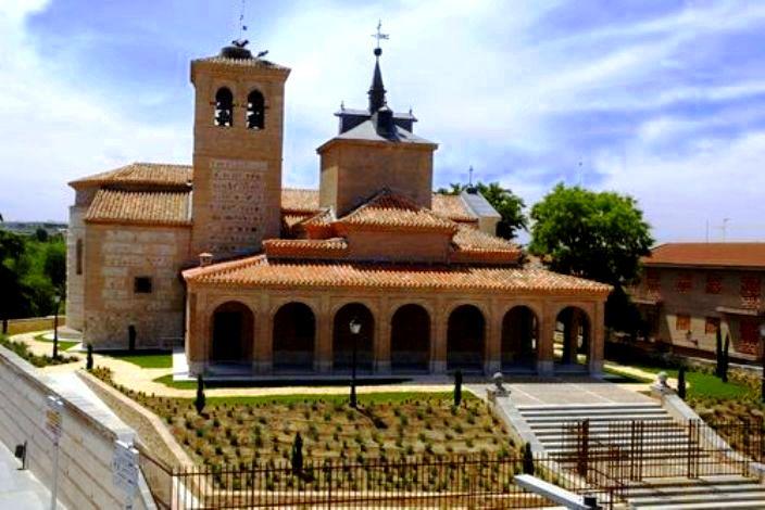 San crist bal de boadilla r turismo prerrom nico - Residencia boadilla del monte ...