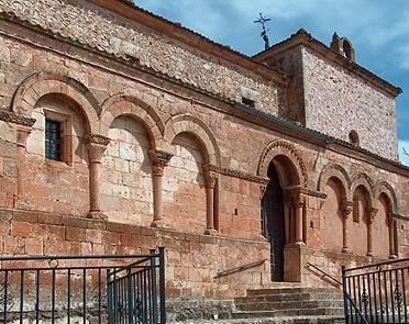Resultado de imagen de Grado del Pico. Iglesia de San Pedro