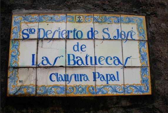 Hospedería del monasterio del Santo Desierto de San José de las Batuecas